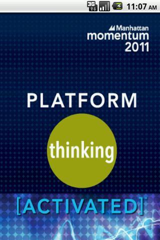 Momentum 2011