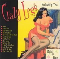 Crazy Legs - Right On Time [2004]
