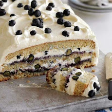 Norwegian Cream Cake