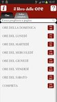 Screenshot of Il Libro delle Ore