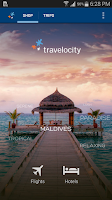 Screenshot of Travelocity Hotels & Flights
