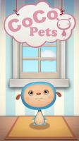 Screenshot of Coco Pets -- Virtual Friend