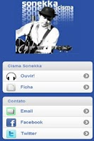 Screenshot of Sonekka - Cisma - Brazil