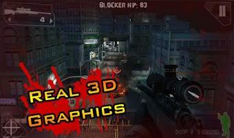 Screenshot of iSnipe: Zombies (Beta)