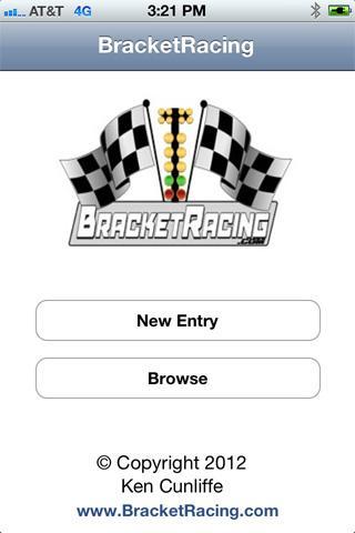 Drag Racing Timeslips