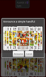 Andy Tarot - screenshot