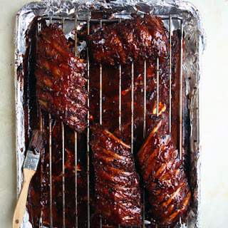 Baked Ribs With Soy Sauce Recipes