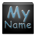 My Name Live Wallpaper APK for Blackberry