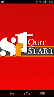 Screenshot of QuitSTART