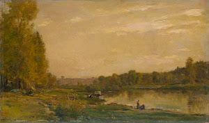 RIJKS: Charles François Daubigny: painting 1872