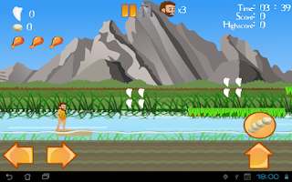 Screenshot of Joe Platformer Free