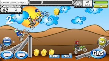 Screenshot of Motocross Life 2