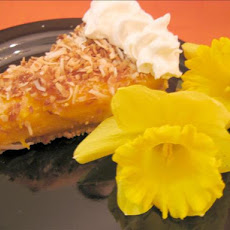 Mango Cream Pie