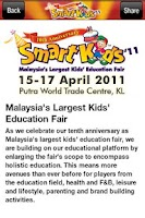 Screenshot of Smartkids 2011