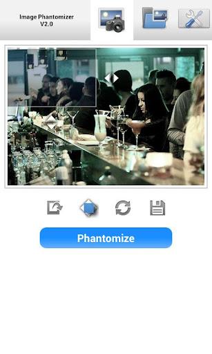 Image Phantomizer