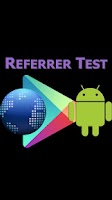 Screenshot of Referrer Test for Google Play