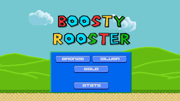 Screenshot of Boosty Rooster