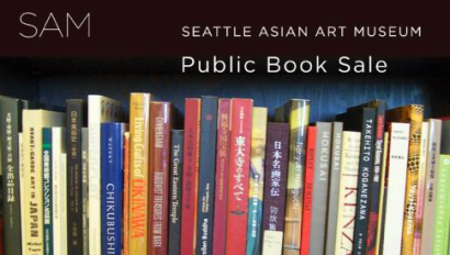 Seattle Art Museum Book Sale
