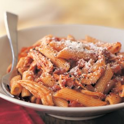 Penne with Chicken Ragù