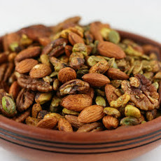 CrockPot Roasted & Spiced Nuts