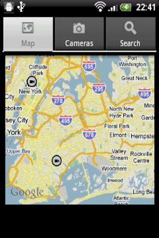 My Cameras Map