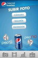 Screenshot of Pepsinometro