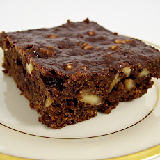 Fatfree and Fabulous Fudgy Brownies
