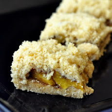 Mango Five Spice Bars