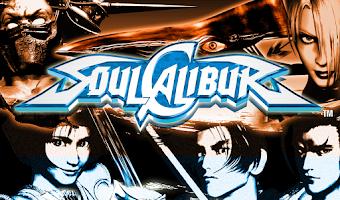 Screenshot of SOULCALIBUR