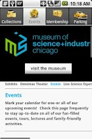 Screenshot of Museums In Chicago