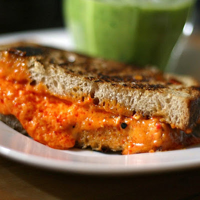 Pimento Cheese for Grilled Cheese Sandwiches