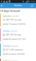 Screenshot of Patong Beach Guide Hotels Map