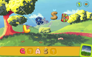 Screenshot of Alpha'Grab