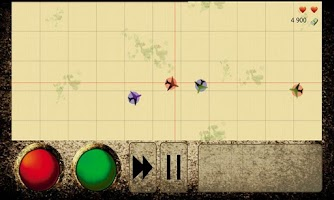 Screenshot of Gps War Lite