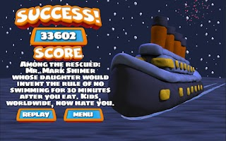 Screenshot of Save The Titanic