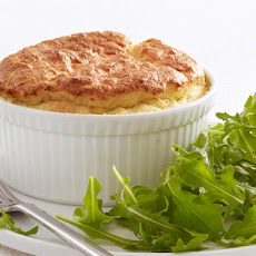 Grits-and-Cheese Souffles
