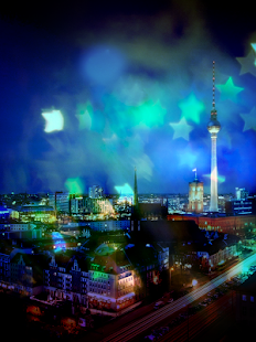 Star Photo Bokeh Effects - screenshot