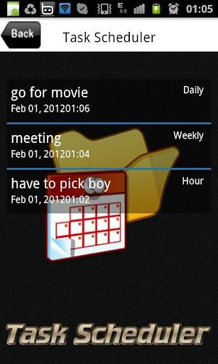 【免費工具App】Task Scheduler-APP點子