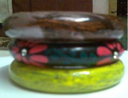Bangle Paitning-Handmade Beauty