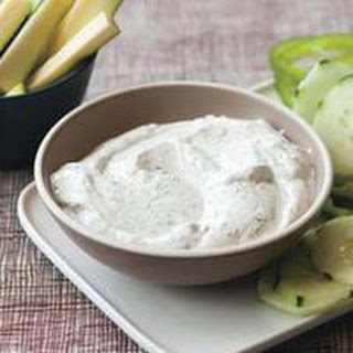Low-Fat Sour Cream Dip