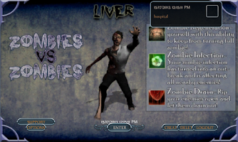 Screenshot of Zombies vs Zombies Online