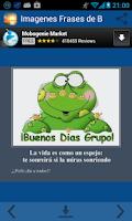 Screenshot of Imagenes Frases de Buenos Dias
