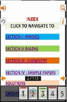 Screenshot of CBSE GUESS PAPER