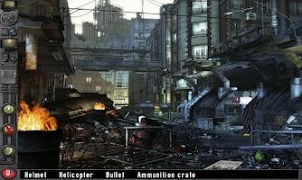 Screenshot of The Time Machine Hidden Object