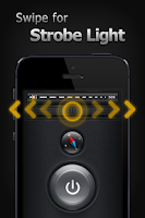 Screenshot of Super-Bright LED Flashlight HD