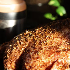 Roasted Chicken With Moroccan Spices