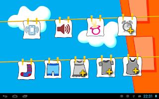 Screenshot of Kids Socks