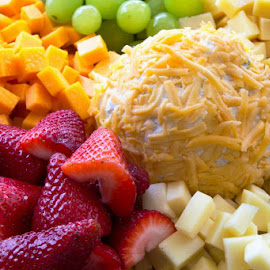 Party Tray by Dawn Stafford - Food & Drink Meats & Cheeses ( food )
