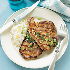 Asian Grilled Pork