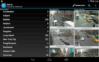 Screenshot of USA Traffic Cameras